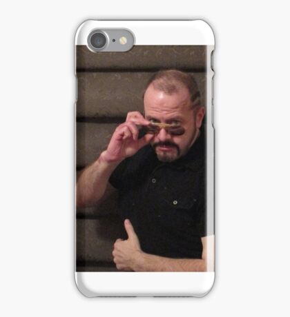 Low Res Shades iPhone Case/Skin