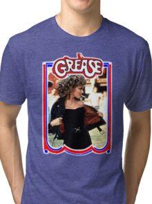 GREASE - VINTAGE - Olivia - John Tri-blend T-Shirt