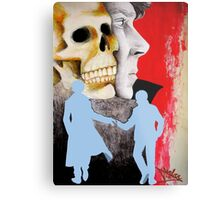 Fatal Deduction Metal Print