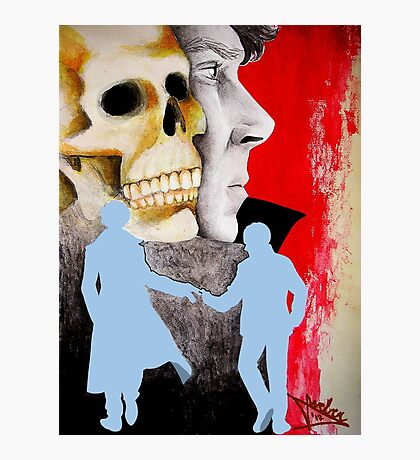 Fatal Deduction Photographic Print