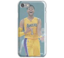 D'Angelo Russel Ice iPhone Case/Skin