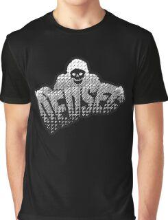 Grim Reaper Graphic T-Shirt