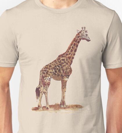 Lean and tall Unisex T-Shirt
