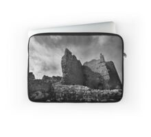 Weobley Castle Ruins - Gower - Wales Laptop Sleeve
