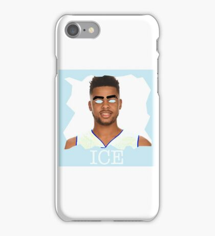D'Angelo Russel Icey iPhone Case/Skin