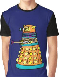 Zack's Little Dalek Graphic T-Shirt