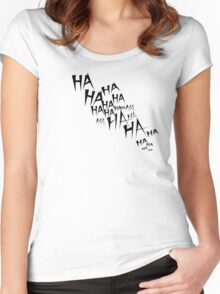 Laughter Women's Fitted Scoop T-Shirt