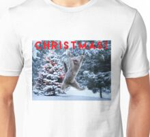 All God's Creatures Know It'll Be Christmas! Unisex T-Shirt
