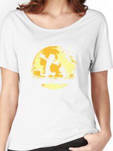 Calvin and Hobbes Tee Shirt Women's Relaxed Fit T-Shirt
