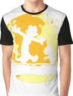 Calvin and Hobbes Tee Shirt Graphic T-Shirt