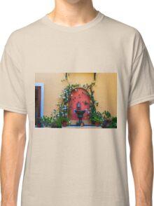 Tuscany window Classic T-Shirt