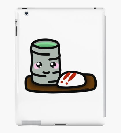 Tea Time Matcha Time - Japan food collection iPad Case/Skin