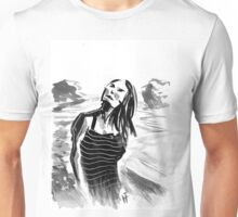 Beach Stripes Unisex T-Shirt