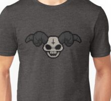 The Binding of Isaac, pixel The Lamb Unisex T-Shirt