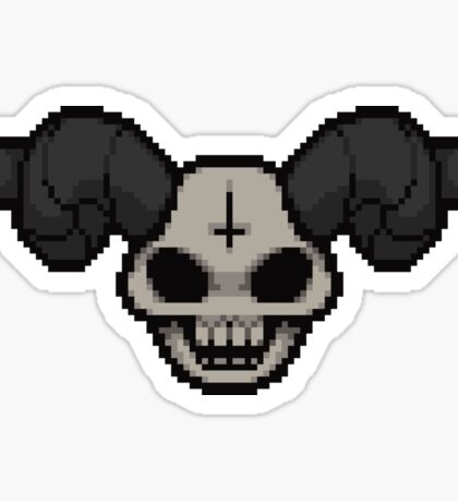 The Binding of Isaac, pixel The Lamb Sticker