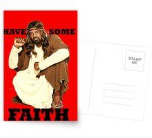 BLACK JESUS Postcards