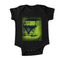 Split Screen VW Combi - New Products One Piece - Short Sleeve