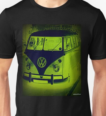 Split Screen VW Combi - New Products Unisex T-Shirt