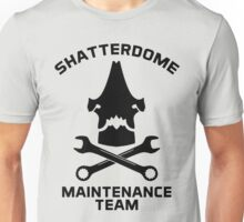 Shatterdome Maintenance Team - Black Unisex T-Shirt