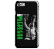 Conor McGregor - UFC Two Weight World Champ iPhone Case/Skin