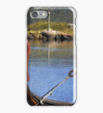 The viking ship iPhone Case/Skin