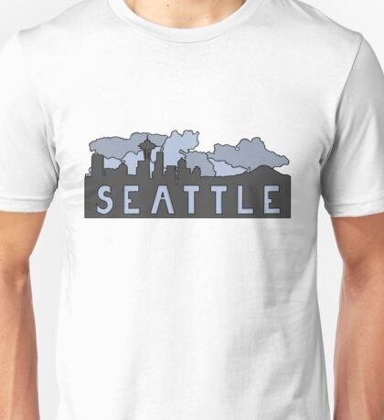 Seattle, WA Unisex T-Shirt