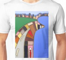 The road to clarity Unisex T-Shirt