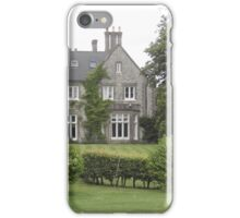 Country Manor iPhone Case/Skin