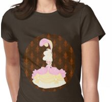 Rococo Lady Womens Fitted T-Shirt