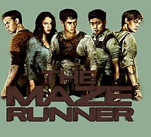The Maze Runner by Dylanoposey