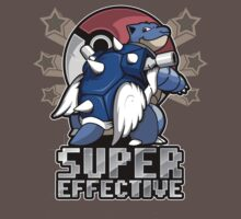 Blue Shell Blastoise T-Shirt
