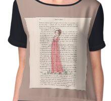 Jane Austen - Lydia Bennet Chiffon Top