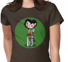 Snow Knight Womens Fitted T-Shirt