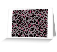 cool pattern  Greeting Card