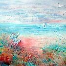 The Beach by Robin Monroe