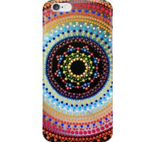 Healing Heart Mandala iPhone Case/Skin
