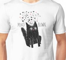 MIND BLOWN. Unisex T-Shirt