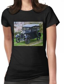 Austin Seven Womens Fitted T-Shirt
