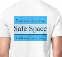 Safe Space Apparel Unisex T-Shirt