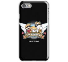 Sonic The Hedgehog - Calvinball iPhone Case/Skin