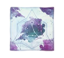 Constellation Set - February Pisces / Amethyst Scarf