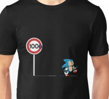Sonic The Hedgehog - No...limits Unisex T-Shirt