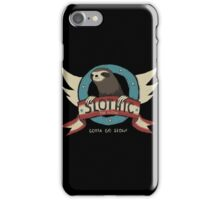 Sonic The Hedgehog - Slothic iPhone Case/Skin