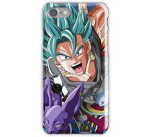 Dragonball Super  iPhone Case/Skin