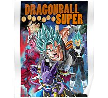 Dragonball Super  Poster