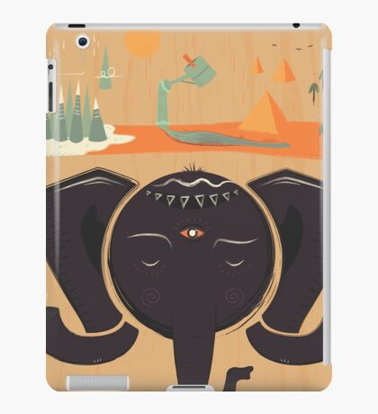 Peace Keeper iPad Case/Skin