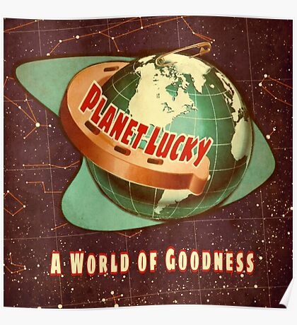 PlanetLucky Poster