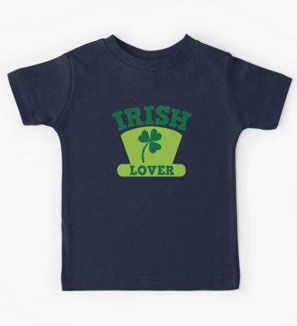 IRISH lover Kids Tee