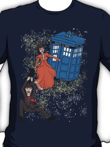 Stepping in Time T-Shirt