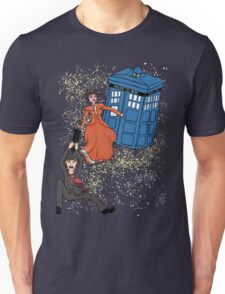 Stepping in Time Unisex T-Shirt